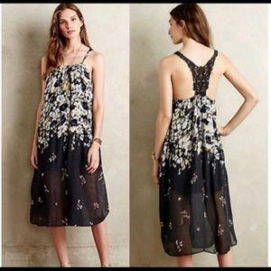 Anthropologie lilka size medium Lacey free dress.